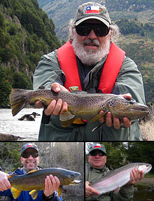 Chile/Patagonia Fly Fishing